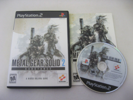 Metal Gear Solid 2 Substance (USA)