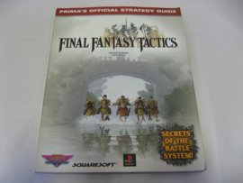 Final Fantasy Tactics - Official Strategy Guide (Prima, PS1)