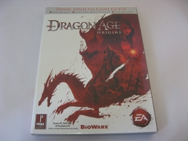 Dragon Age Origins - Official Game Guide (Prima, NEW)