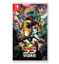 99Vidas Definitive Edition (SWITCH, NEW)