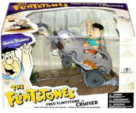 Flintstones - Fred Flintstone in Cruiser - Deluxe Boxed Set (New)