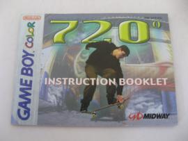 720º *Manual* (EUU)