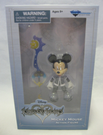 Kingdom Hearts: Birth by Sleep - Mickey Mouse Action Figure (New)