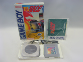 F-1 Race + Four Player Adapter (NOE, CIB)