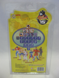 Street Fighter 15th Anniversary - Round 1 - Sodom Figure (New)