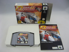 F1 Pole Position 64 (EUR, CIB)