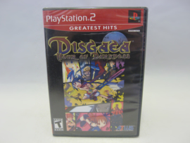 Disgaea - Hour of Darkness - Greatest Hits - (USA, Sealed)