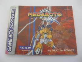 Medabots Metabee Ver. AX *Manual* (EUR)