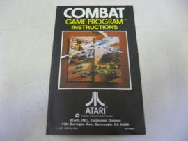 Combat *Manual*