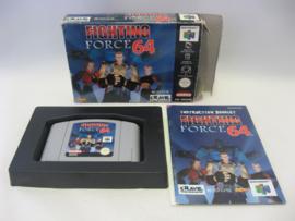 Fighting Force 64 (EUR, CIB)