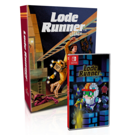 Lode Runner Legacy Collecor's Edition (Switch, NEW)