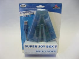 Super Joy Box 5 Multi-Tap - PS2 > Controller Adapter > PC (New)