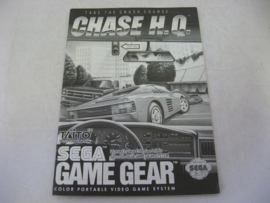 Chase H.Q. *Manual* (GG)