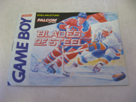 Blades of Steel *Manual* (NOE)