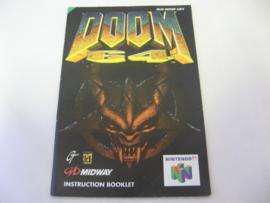 Doom 64 *Manual* (UKV)