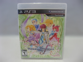 Tales of Graces F (PS3, Sealed)