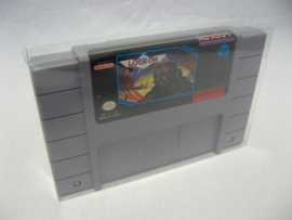 1x Snug Fit Super Nintendo SNES NTSC Cart Protector