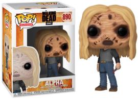 POP! Alpha with Mask - Walking Dead (New)