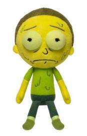 Rick and Morty Galactic Plushies: Toxic Morty Plush (New)