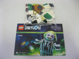 Lego Dimensions - Fun Pack - Beetlejuice (New)