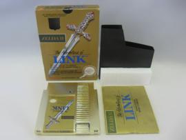 Zelda II - The Adventure of Link (FAH, CIB)