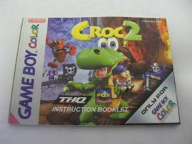 Croc 2 *Manual* (EUR)