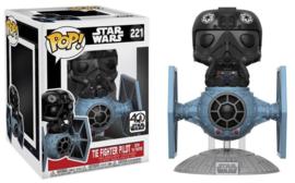 POP! TIE Fighter Pilot w/ Tie Fighter - Star Wars (New)