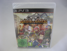 Aegis of Earth - Protonovus Assault (PS3, Sealed)