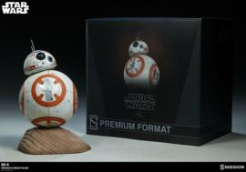 Star Wars: BB-8 Premium Figure - Sideshow (New)
