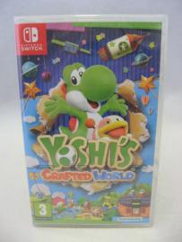 Yoshi's Crafted World (HOL, Sealed)