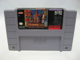 Romance of the Three Kingdoms III - Dragon of Destiny (NTSC)