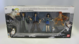 Final Fantasy VIII Action Figures Collector's Set #1 (New)