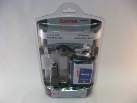 GBA Micro - 9in1 Accessory Kit (New)