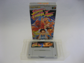 Street Fighter II Turbo (SFC, CB)