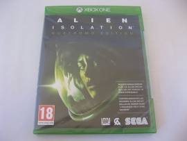 Alien Isolation - Nostromo Edition (XONE, Sealed)