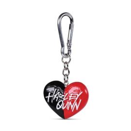 DC Comics: Harley Quinn 3D Keychain (New)