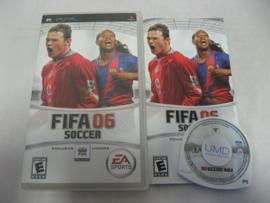 FIFA 06 Soccer (USA)