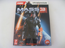 Mass Effect 3 - Official Game Guide (Prima)
