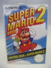 Super Mario Bros. 2 NES Control Deck Bundle Sticker - Unused!