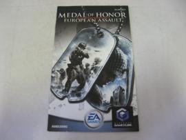 Medal of Honor European Assault *Manual* (HOL)