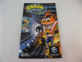 Crash Bandicoot - De Wraak van Cortex *Manual* (FAH)