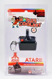 Atari 2600 - Arcade Sound Joystick Keychain - World's Coolest (New)