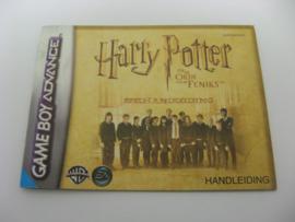Harry Potter en de Orde van de Feniks *Manual* (HOL)
