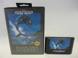 Ecco the Dolphin (USA)
