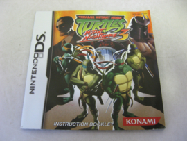 Teenage Mutant Ninja Turtles - Mutant Nightmare 3 *Manual* (USA)