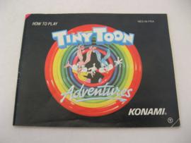 Tiny Toon Adventures *Manual* (FRA)