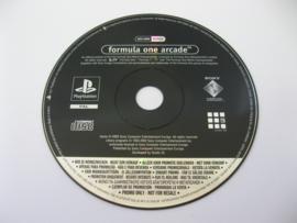 Formula One Arcade - SCES-03886 (Promo, NFR)