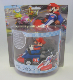 Mario Kart Wii - Pull-Back Racers - Mario (New)