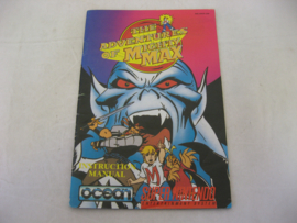 Adventures of Mighty Max *Manual* (USA)