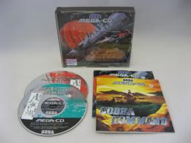 Sol-Feace & Cobra Command (PAL)